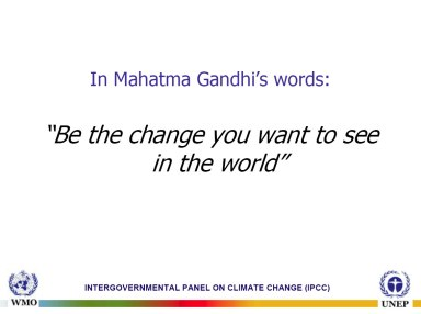pachauri_slide_gandhi_quote
