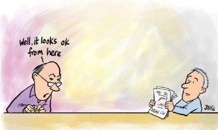 Cartoons by Josh