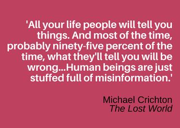 Michael_Crichton_human_beings_are_stuffed_full_of_misinformation_BigPicNewsDotCom