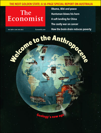 Welcome to the Narcisscene' – Analysis: 'Anthropocene: The Media's