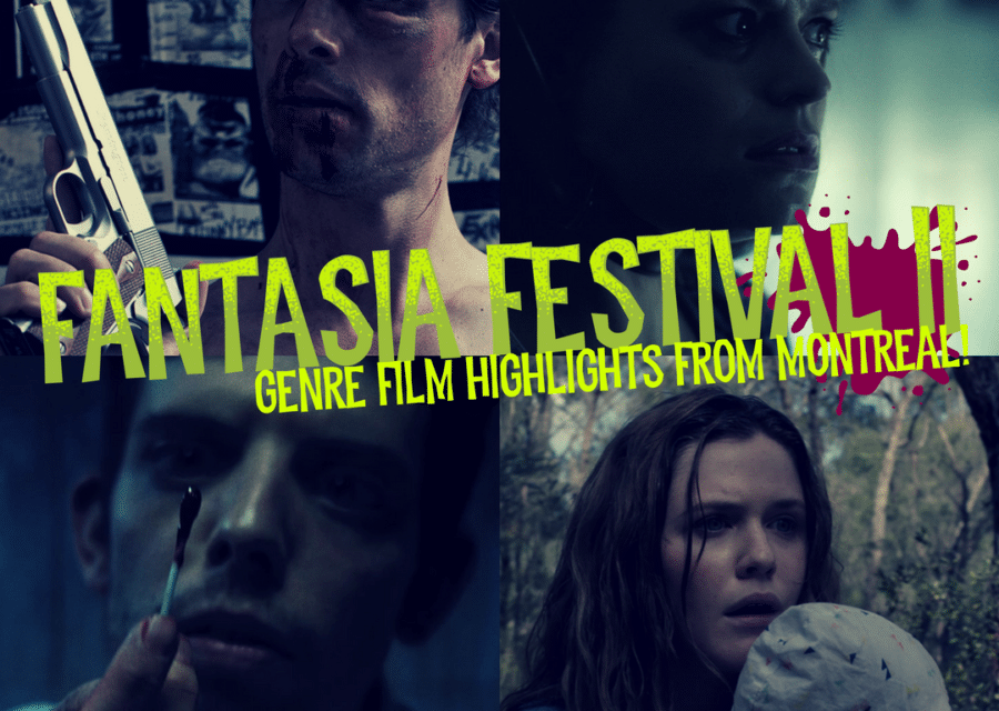 It Came From Montreal (PART II); More Highlights From Fantasia Fest!