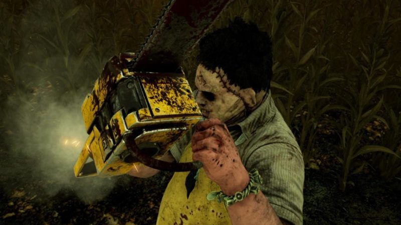 dead by daylight horror leatherface