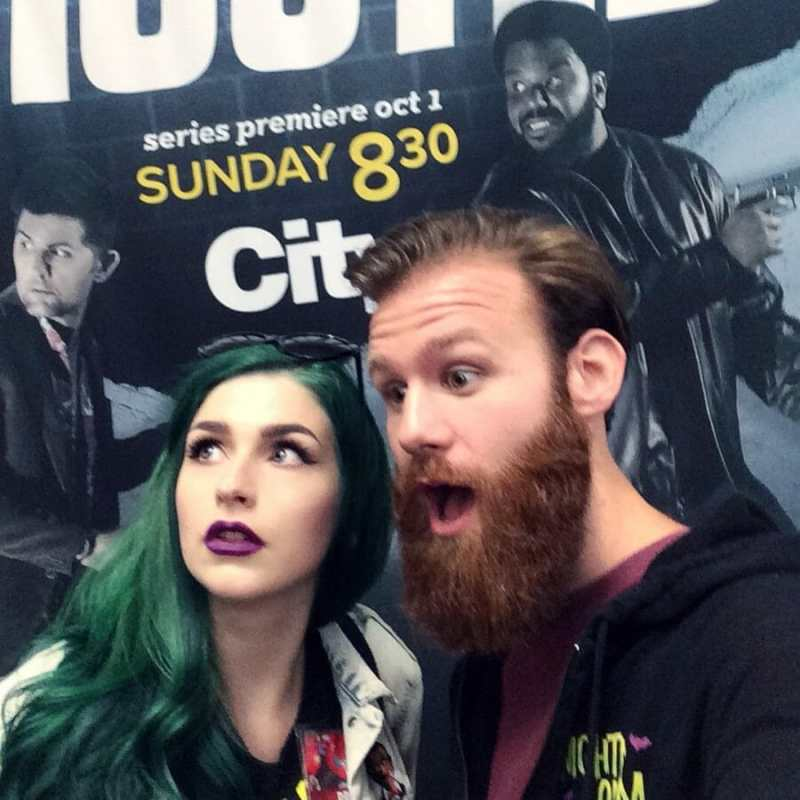 ghosted premiere fan expo canada nightmare on film street
