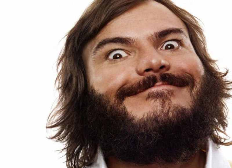 jack black portrait photo