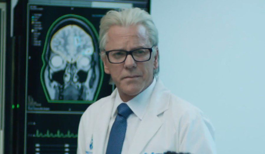 FIRST LOOK: Kiefer Sutherland in New FLATLINERS