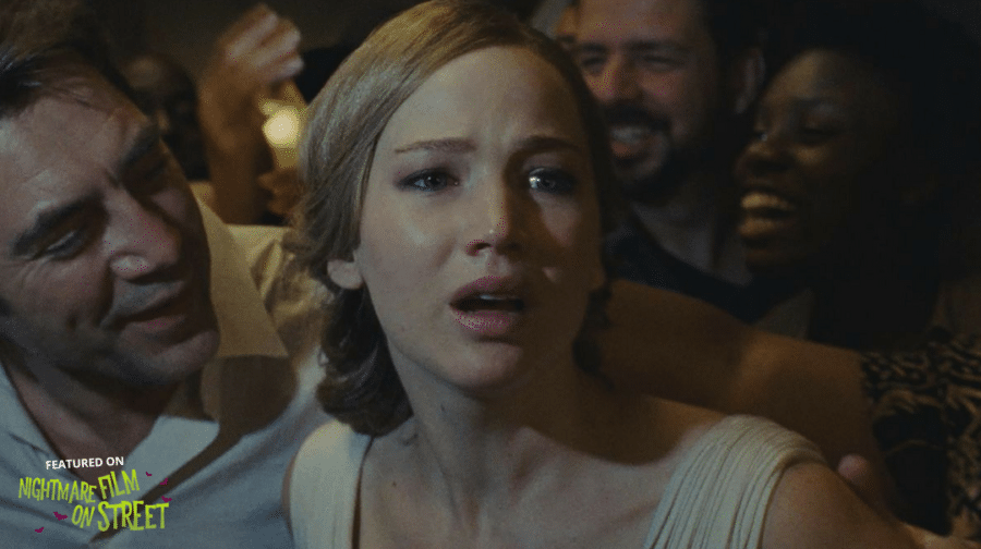nightmare on film street horror podcast wide tiff darren aronofsky mother! (3)