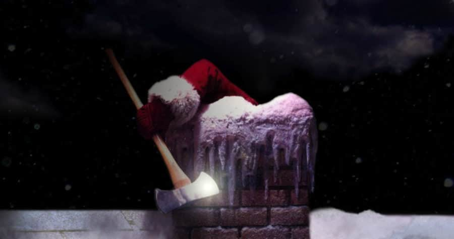 SILENT NIGHT, DEADLY NIGHT Makes for a Blu Christmas
