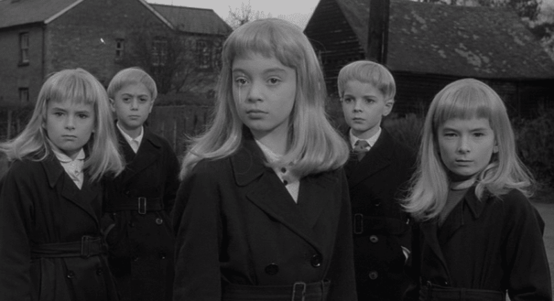 Village of the damned turner classic movies halloween