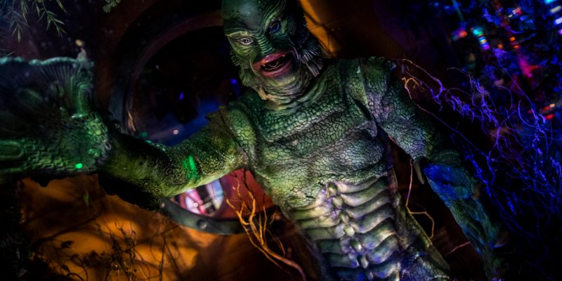 The Newly Updated MONSTERS CAFE Will Have You Booking A Trip to Universal Studios!
