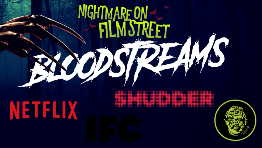 BLOODSTREAMS: New Horror Streaming November 2017