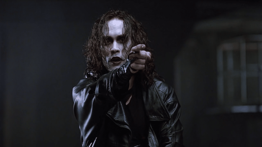 THE CROW REBORN Prepares for Production