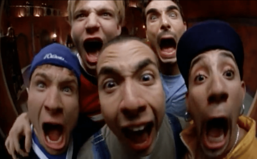 BACKSTREET'S BACK.. From the Grave? Nick Carter Working on Slasher Horror Film