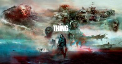 Christopher Shy's Poster for The Thing