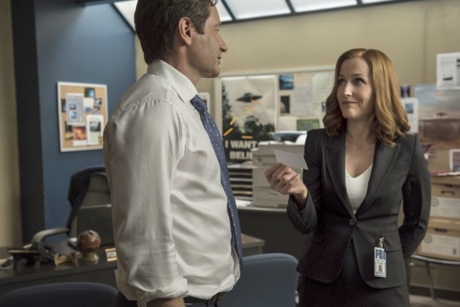 The New Season of THE X-FILES is Your New Year's Present