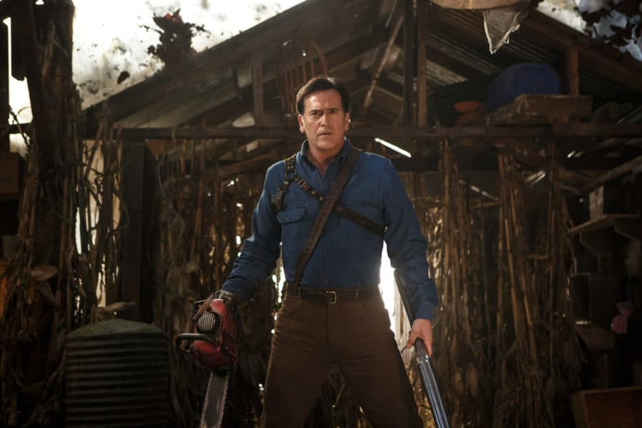 Bruce Campbell to Return as Ash for New EVIL DEAD Video Game