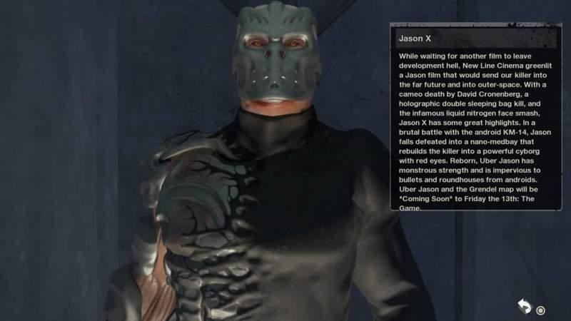 Friday the 13th: The Game Uber Jason