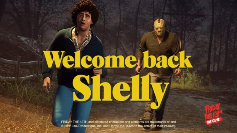 friday the 13th the game shelly