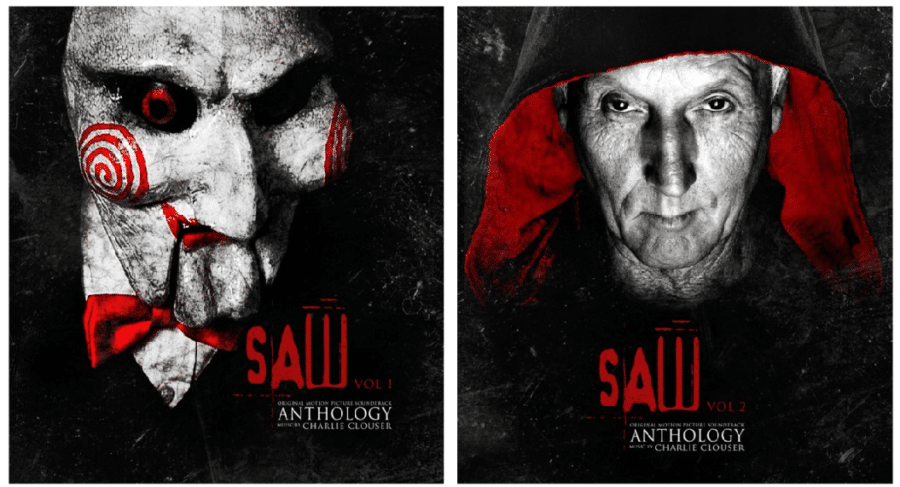 SAW Anthology Vol. 1 & 2 Soundtrack Details Released