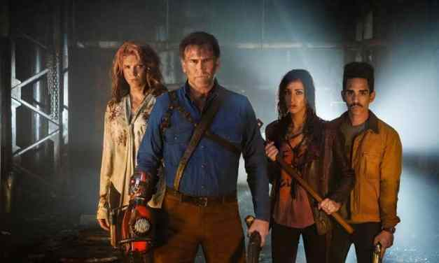 Ash Faces His Biggest Deadite Yet In ASH vs EVIL DEAD Season 3 Poster & Trailer