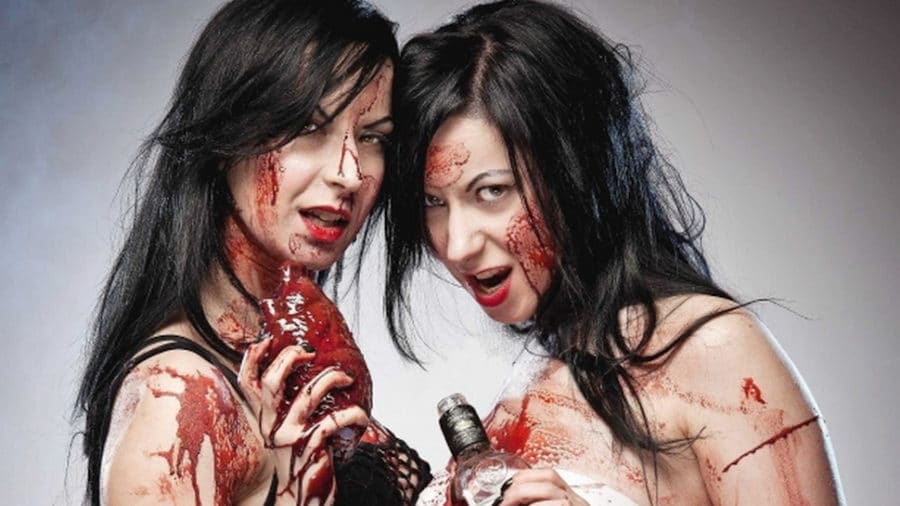 The Soska Sisters Want Your Blood… Donations for Women In Horror Month