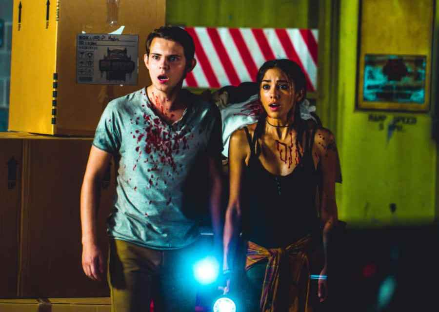 Meta Horror-Comedy BLOOD FEST Gets New Trailer And Some Long-Awaited Release Dates