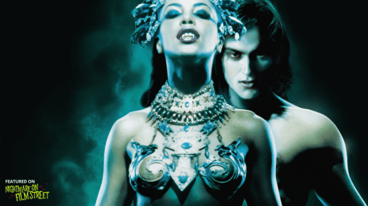 new episode of nightmare on film street horror podcast interview with the vampire queen of the damned vampire chronicles (1)