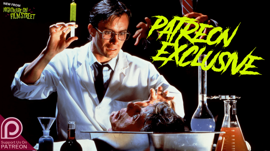 [Podcast] Patreon Exclusive Episode – In The Mountains of Metallica, Death Becomes Her, and Re-Animator