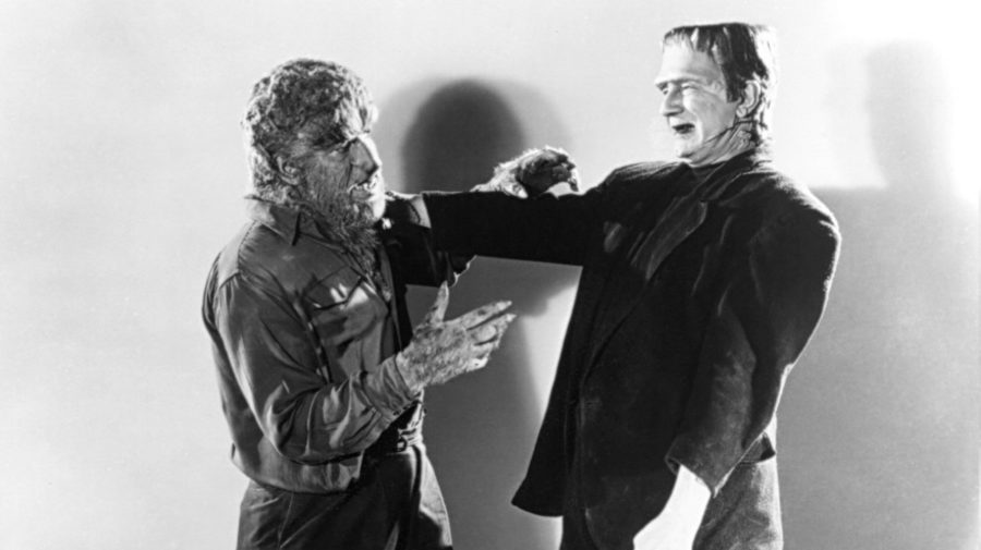 Monster Mash(Up): FRANKENSTEIN MEETS THE WOLF MAN Turns 75