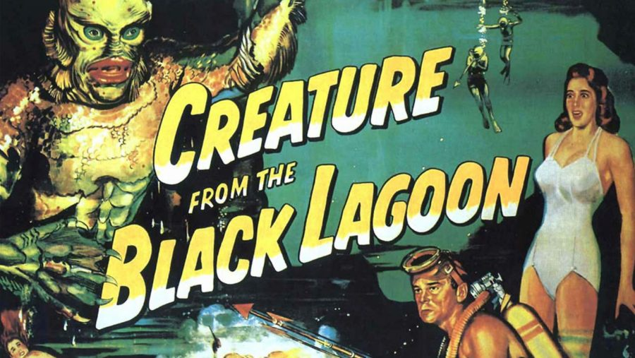 Beauty in the Depths: Revisiting CREATURE FROM THE BLACK LAGOON
