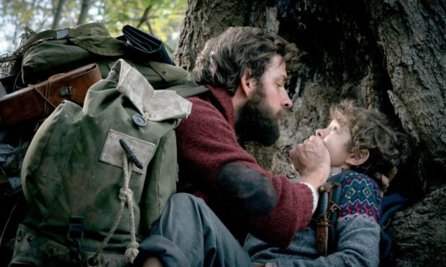 John Krasinski Returning to the Director's Chair for A QUIET PLACE 2