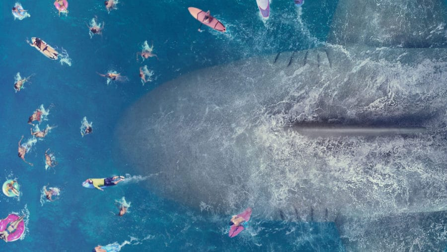 [Review] THE MEG is just Chum in the Water