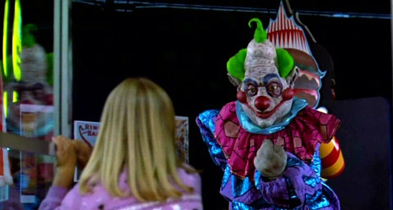 KILLER KLOWNS FROM OUTER SPACE: A Survivor's Tale