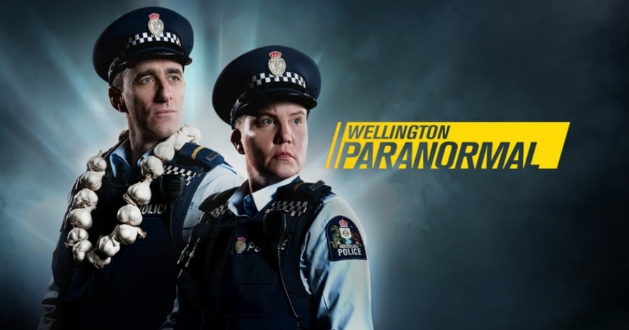 [Trailer] Well That Doesn't Look Right. WHAT WE DO IN THE SHADOWS Spin-Off Series WELLINGTON PARANORMAL