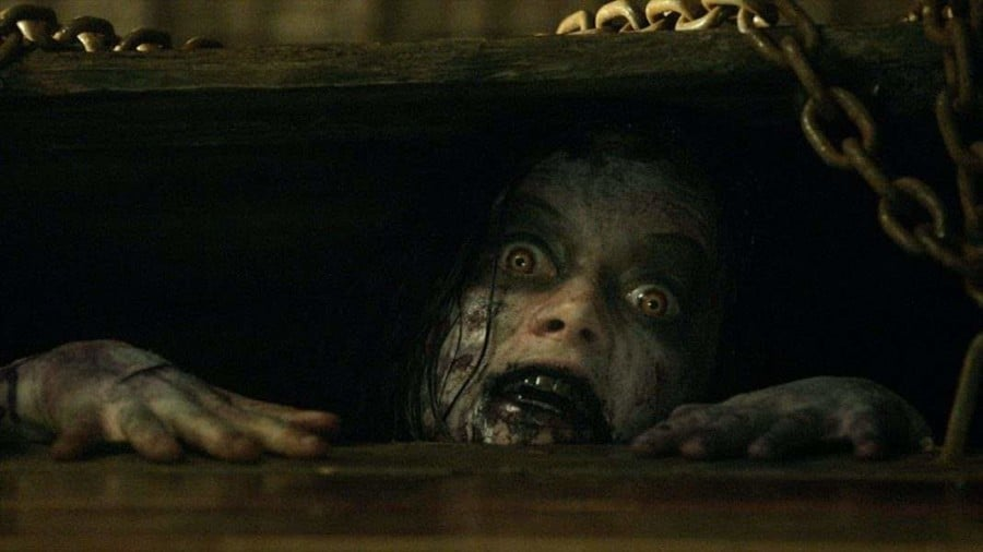 [Remake Redemption] EVIL DEAD Doubles Down on the Less Funny Version of the Story