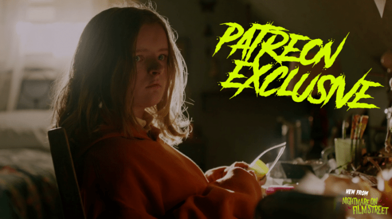 new episode of nightmare on film street horror podcast hereditary