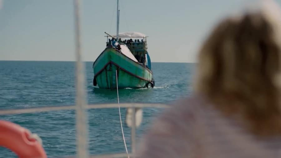 [Trailer] SAFE HARBOUR Brings a Mystery to Shore