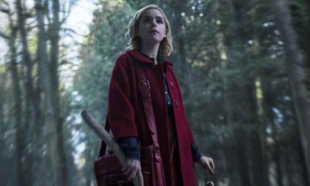 Chilly Adventures?! SABRINA Holiday Special Coming this December on Netflix