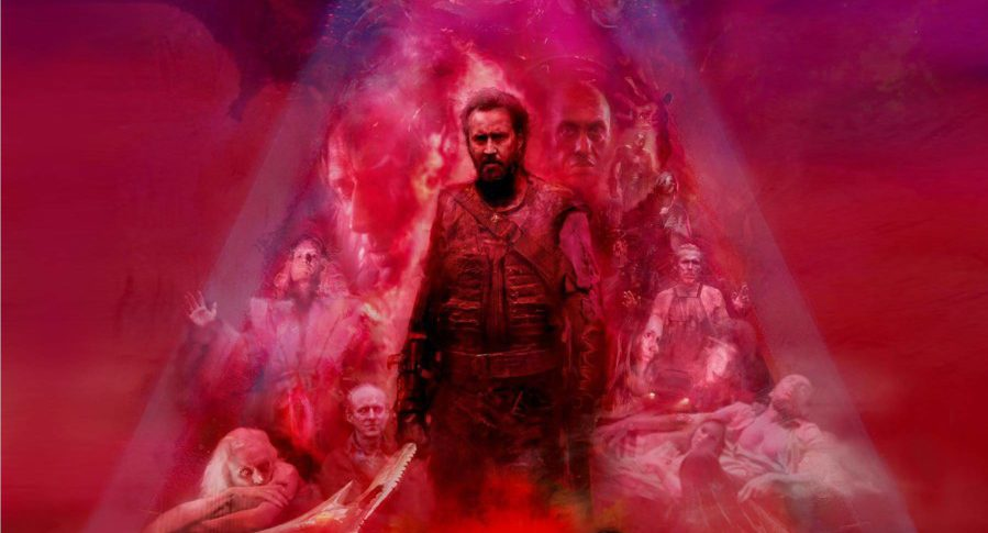 Nicolas Cage to Star in H.P. Lovecraft Adaptation COLOUR OUT OF SPACE