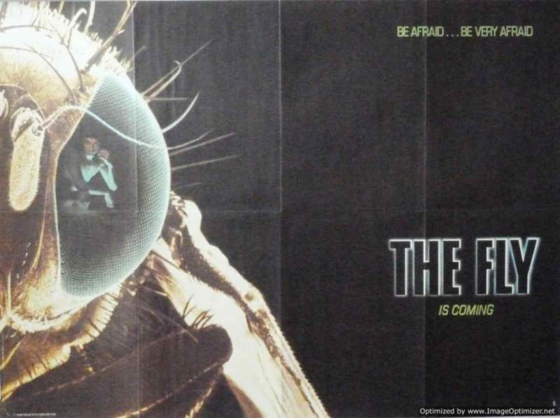 the fly david cronenberg