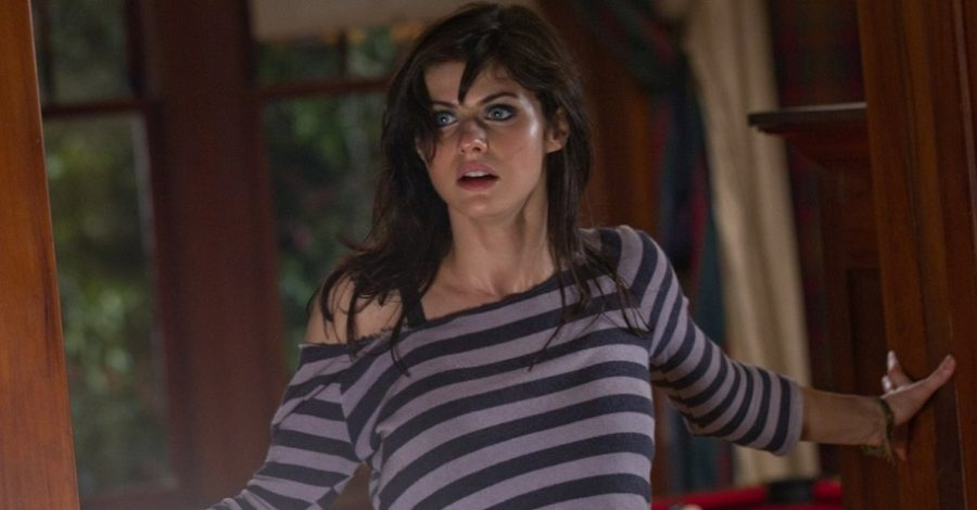 Alexandra Daddario to Star in WE SUMMON THE DARKNESS