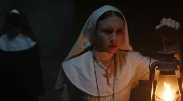 [FearScale] Just How Scary is THE NUN? Live Heart Rate Breakdown