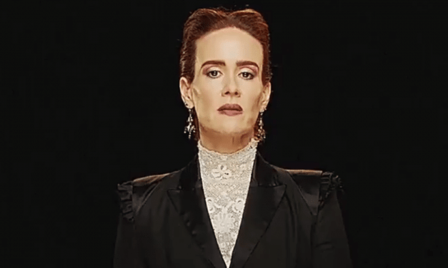 Sarah Paulson To RUN In New Thriller by SEARCHING Filmmakers