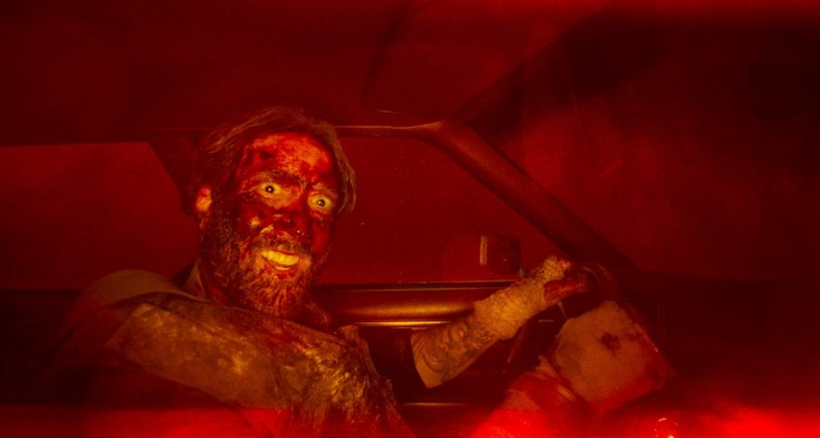 Panos Cosmatos' Visual Mastepiece MANDY Is Heading to Shudder
