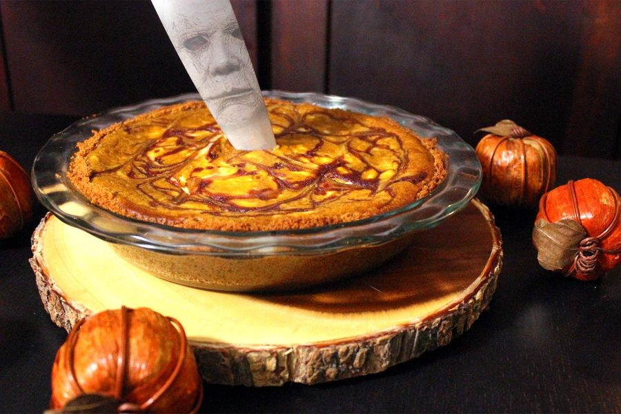 [Witchy Kitchen] Slice up Some Myers Lemon Pumpkin Pie for HALLOWEEN