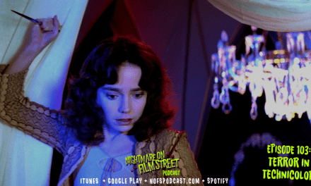 [Podcast] Terror in Technicolor; SUSPIRIA (1977) vs. BLOOD AND BLACK LACE (1964)