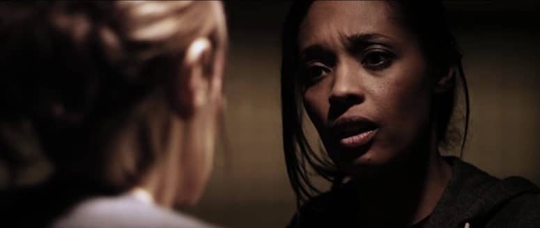 [Exclusive Interview] Actress Tembi Locke Talks INTO THE DARK, Blumhouse, and Blood!