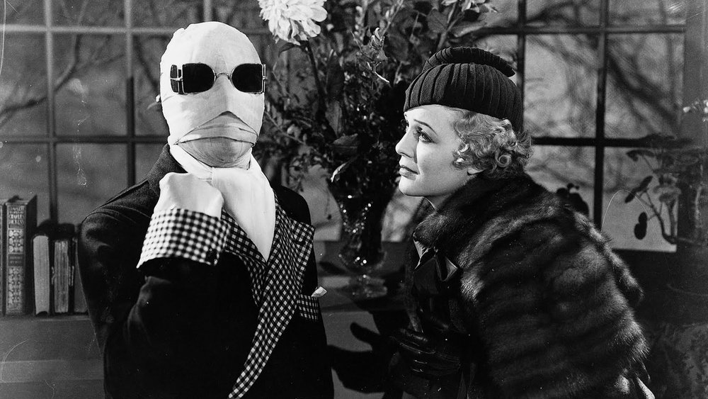 Celebrating 85 Years of THE INVISIBLE MAN