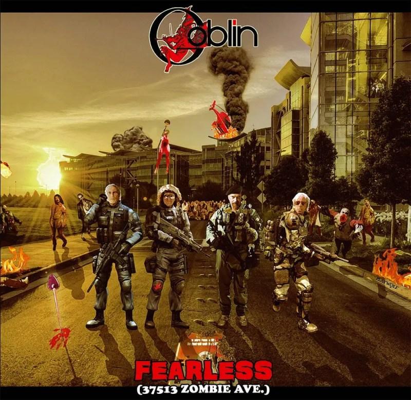 goblin fearless