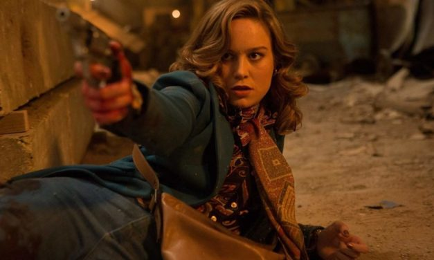 Brie Larson To Star In Charlie Kaufman's I'M THINKING OF ENDING THINGS