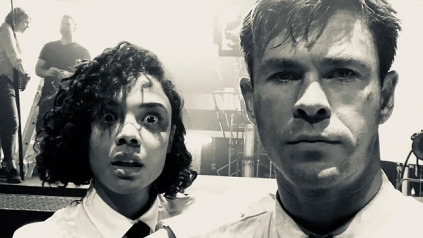 The New MEN IN BLACK Are Ready for Action in First Official Photo